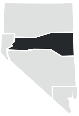 North Central, Nevada