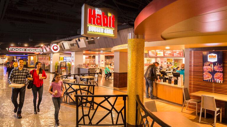 Circus Circus Reno food court