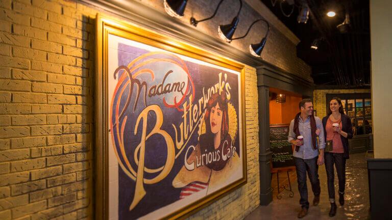 Madame Butterwork's at Circus Circus Reno Nevada