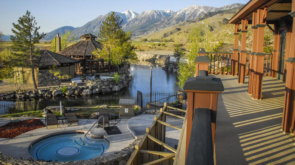 David Walley's Hot Springs Resort in NV