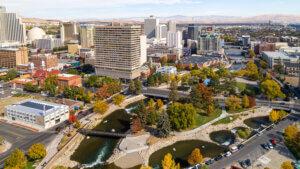 Downtown Reno Riverwalk