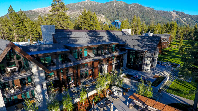 Edgewood Lake Tahoe