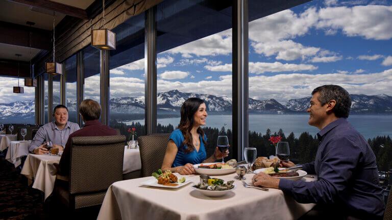 Harrah's Lake Tahoe dining