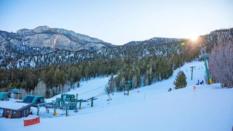 lee canyon ski lifts