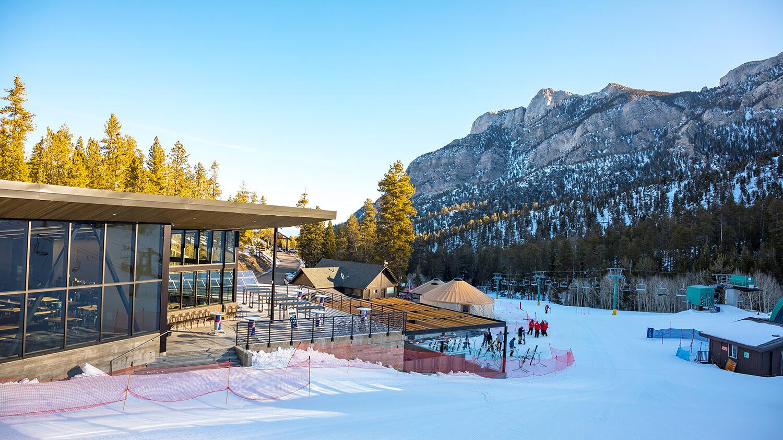 Lee Canyon Ski Resort