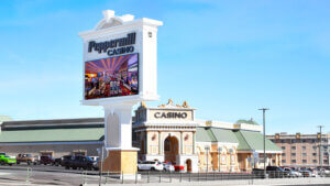 West Wendover Peppermill Hotel Casino