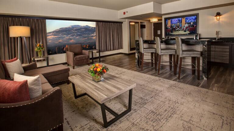 Nugget Resort guest rooms