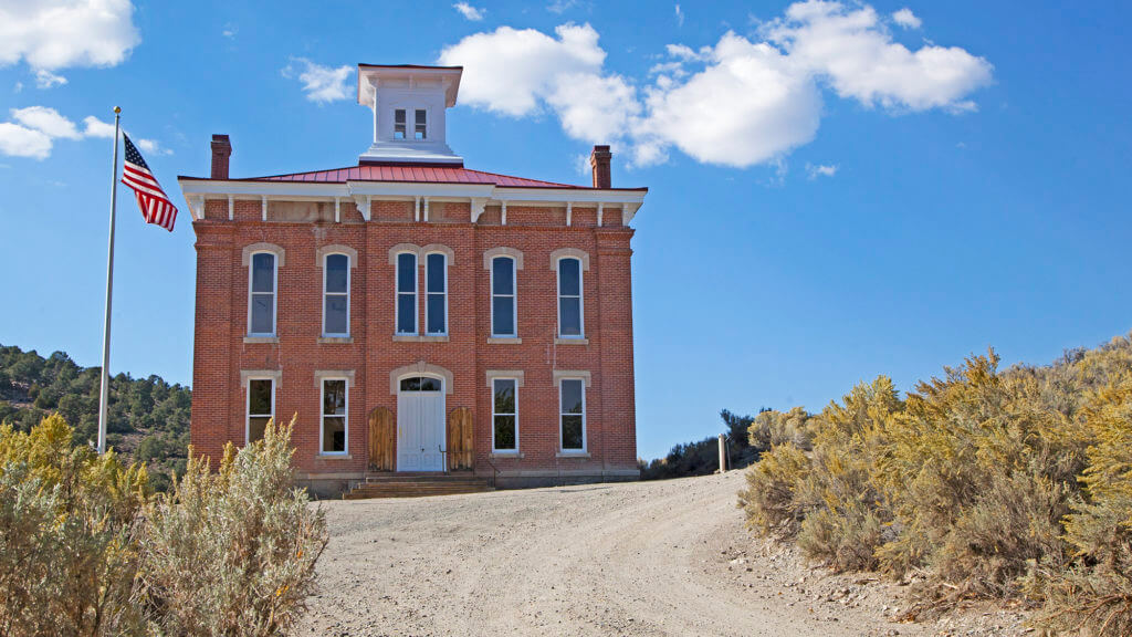 Belmont Courthouse State Historic Park