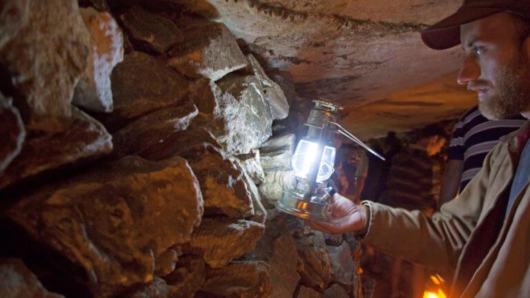lehman caves in great basin national park nevada