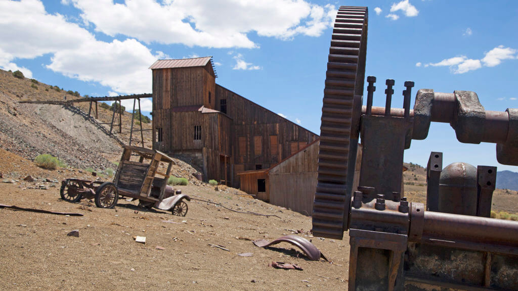 Travel Guide To Nevada's Best Ghost Towns