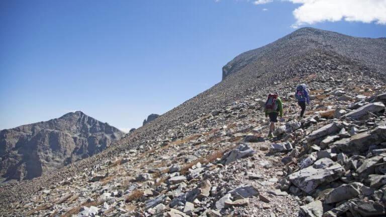 great basin national park nevada hiking