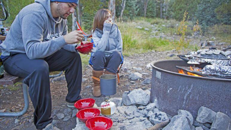 Great Basin National Park Camping