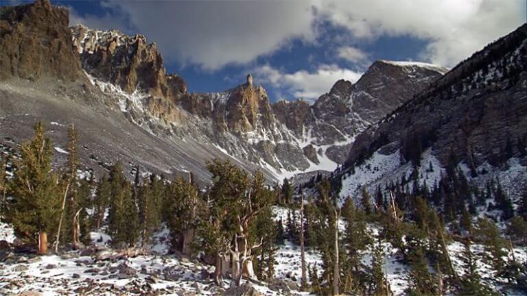 great basin national park glacier