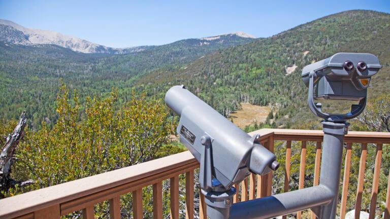 great basin national park views