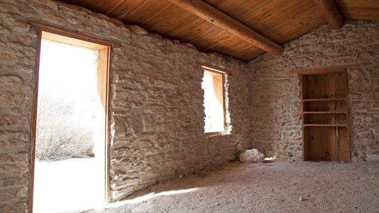 ash meadows national wildlife refuge house