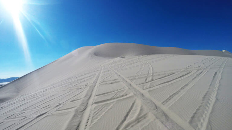 sand mountain singing sand dunes