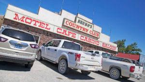 Bruno's Country Club, Motel & RV Park