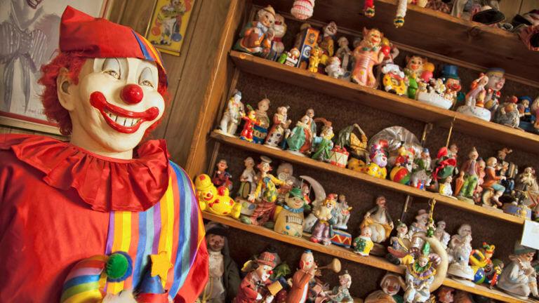 Clown motel tonopah