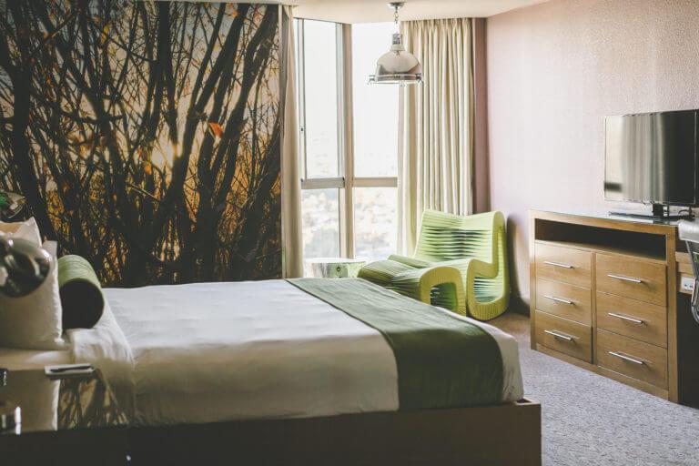 Whitney Peak Hotel rooms