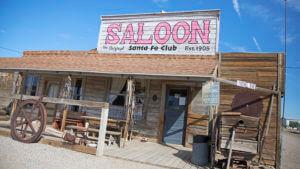 Santa Fe Motel & Saloon