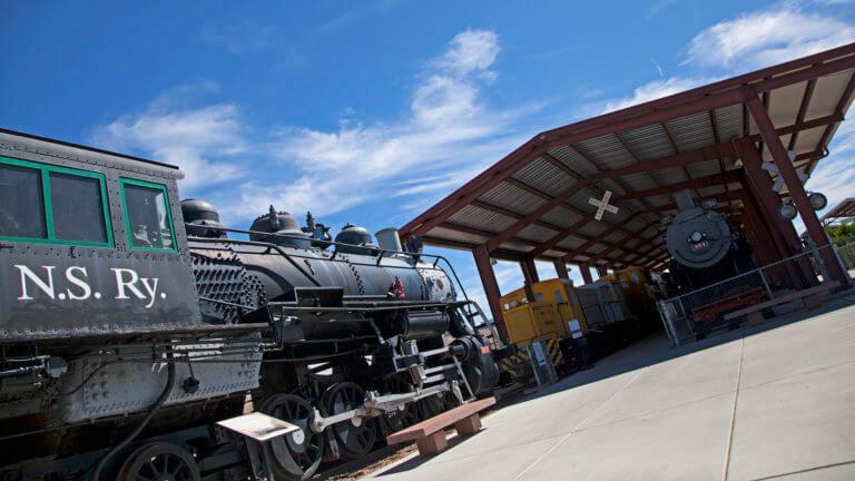 Nevada State Railroad Museum—Boulder City