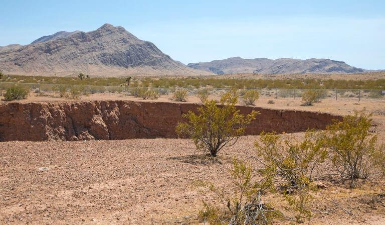 Devil's Throat, Nevada