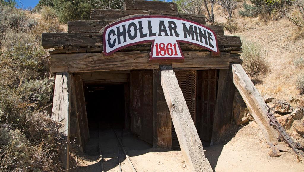 Chollar Mine Tours