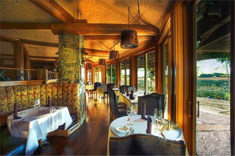 David Walley's Resort Dining Room