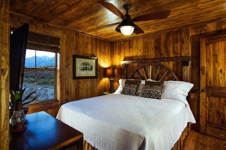 Walley's Hot Springs Suite