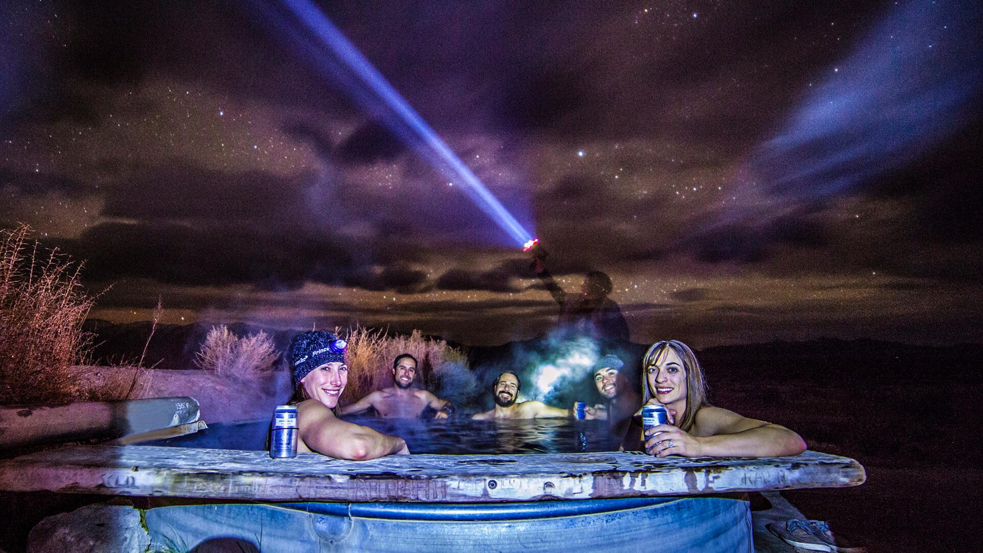 Austin Hot Springs