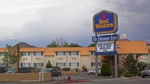 Best Western Hi-Desert Inn – Tonopah