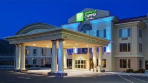 Holiday Inn Express Hotel & Suites- Carson City