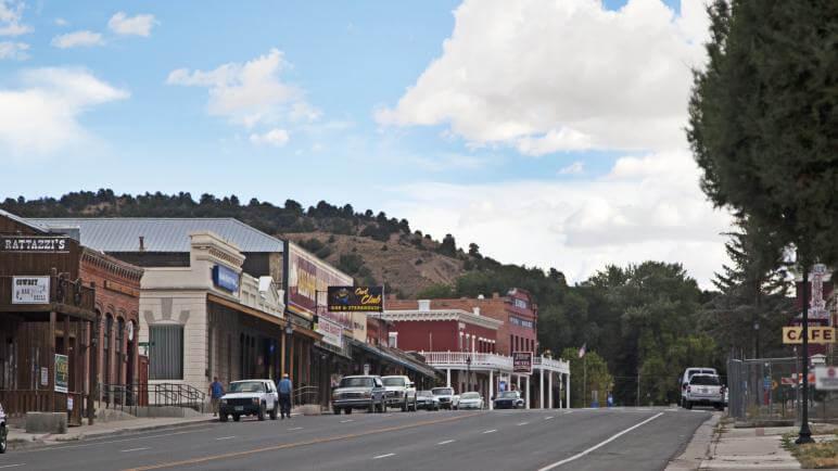 Eureka Nevada