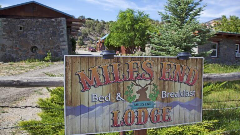 Miles End Lodge Bed and Breakfast