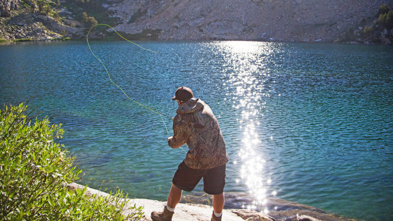 fishing in ruby mountains nevada