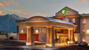 Holiday Inn Express Hotel & Suites – Minden