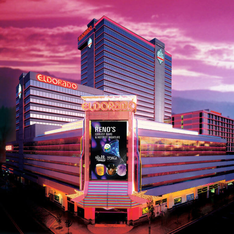 Eldorado Resort Casino Reno at THE ROW