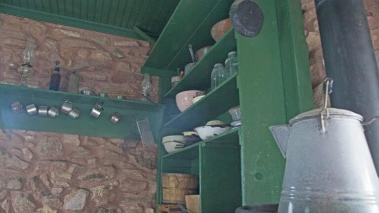 Original blacksmith shop