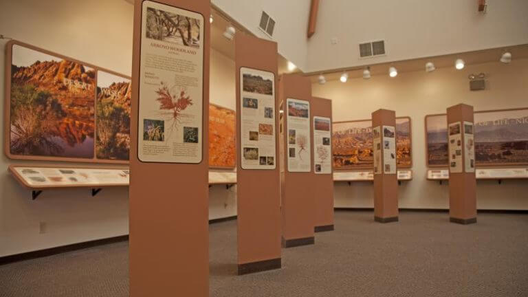 Valley of Fire State Park history