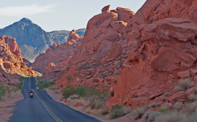 Valley of Fire Scenic Byway