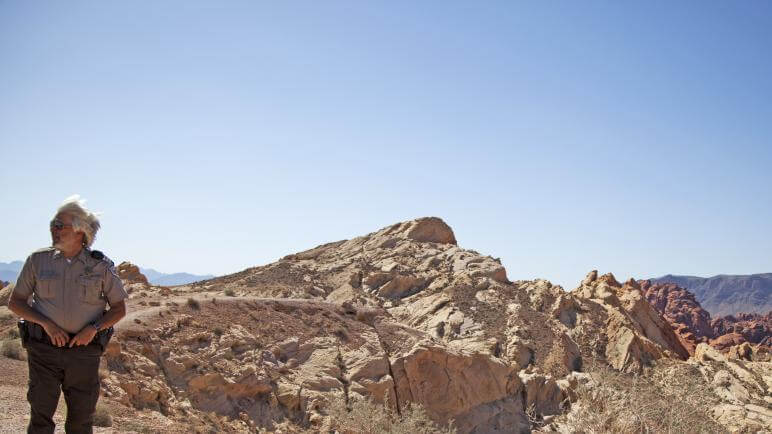 valley of fire history