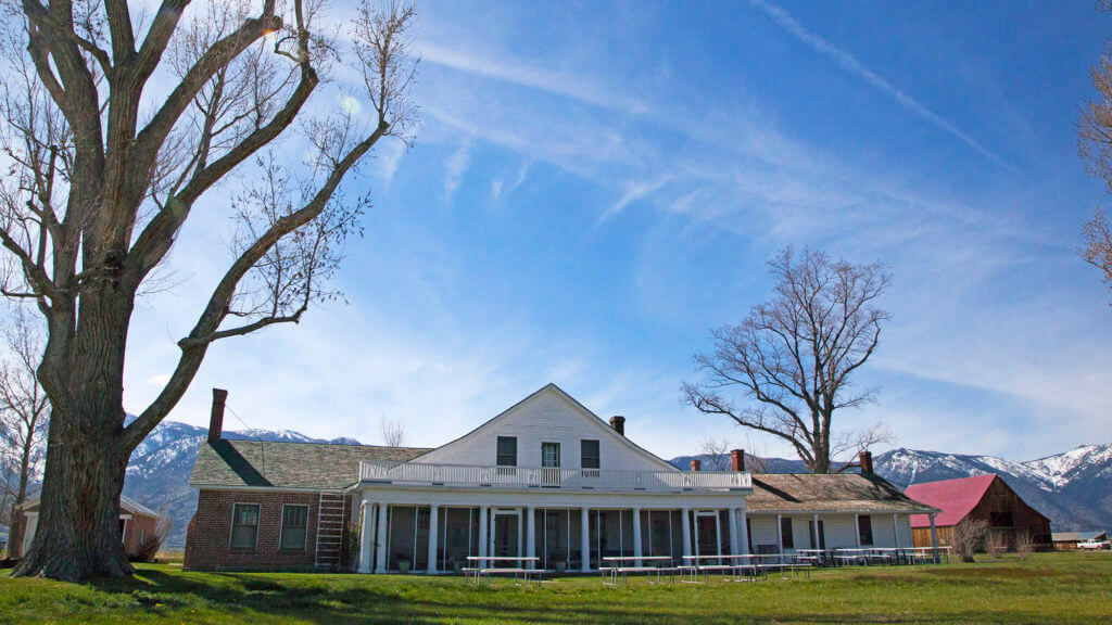 Dangberg Home Ranch Historic Park