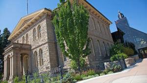 Nevada State Museum—Carson City