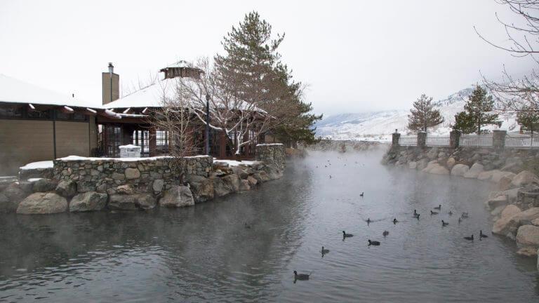Genoa Hot Springs, NV