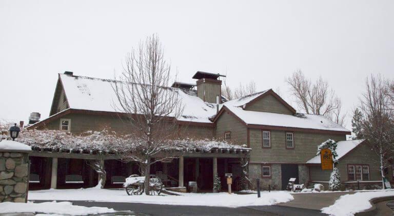 David Walley's Hot Springs Resort in Nevada