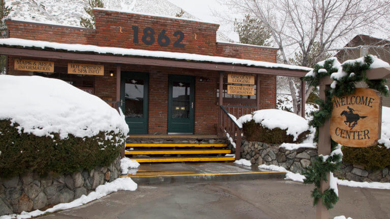 Walley Hot Springs Welcome Center