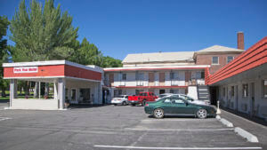 Magnuson Park-Vue Motel