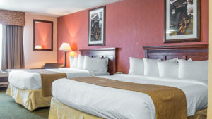 Quality Inn Winnemucca – Model T Casino