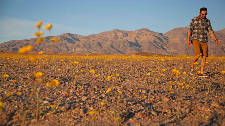 where is death valley