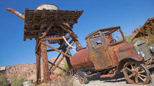 Eldorado Canyon and Techatticup Mine